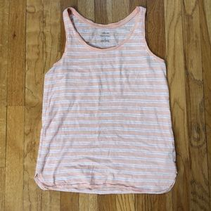 Banana Republic Malibu Tee Stripped Tank